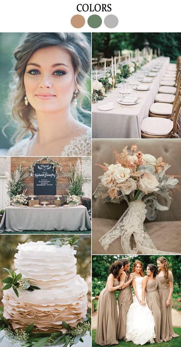 Dried Herb Wedding