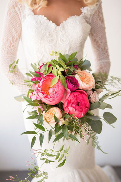 June Roundup of Beautiful Bouquets | B&E Lucky in Love Blog
