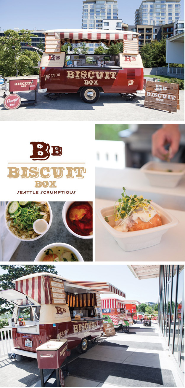 Biscuit Box Food Truck