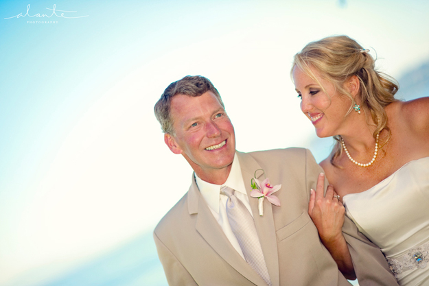 Sailing into the Blue Nautical Wedding featured on B&E Lucky in Love Wedding Blog