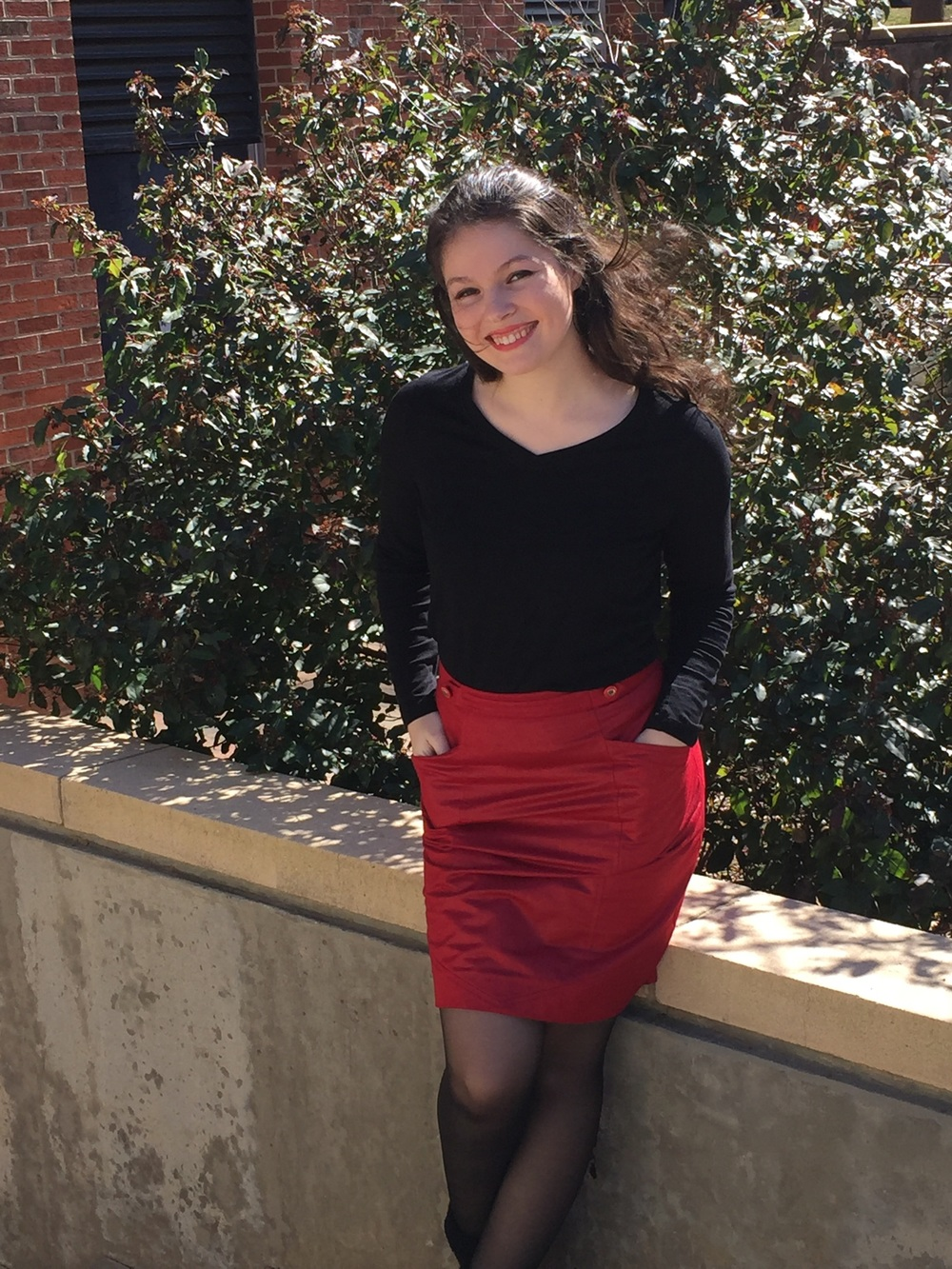 Miranda Foster, sophomore