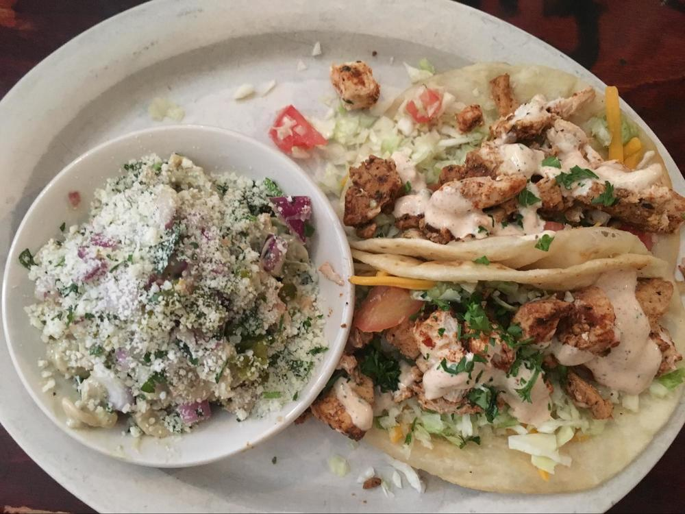 Food from Cabo Fish Taco