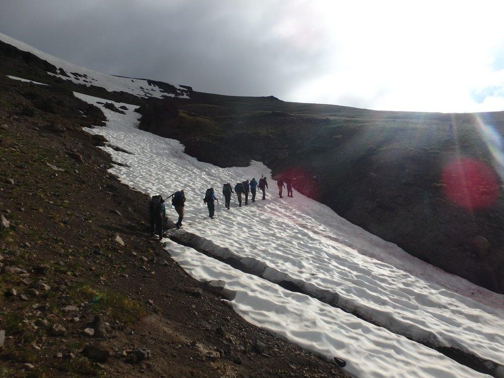 Summit to Younts Peak.