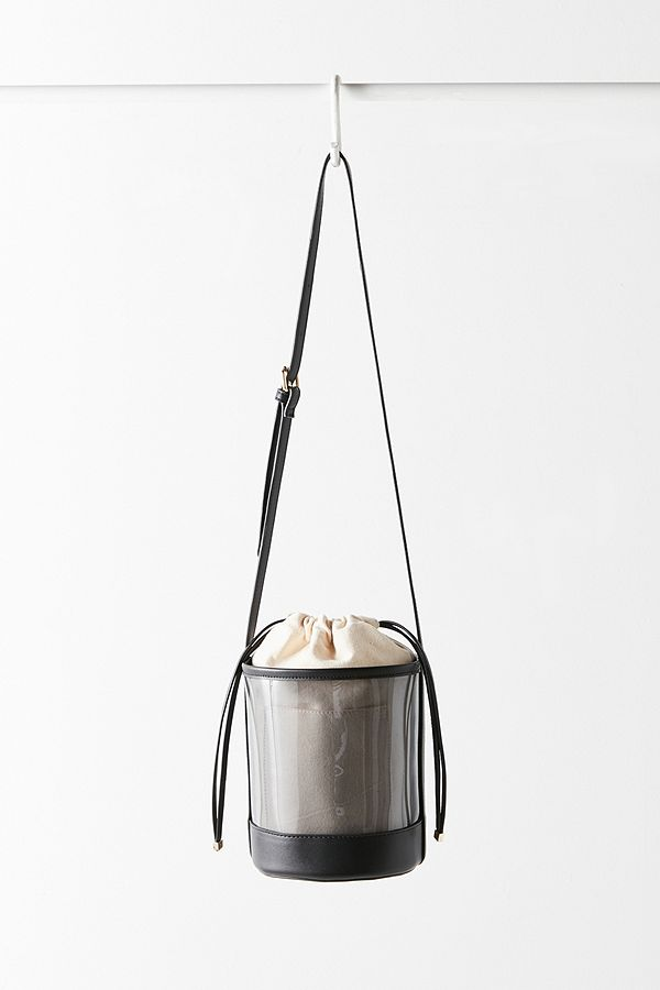 Clear Bucket Bag Urban Outfitters $30
