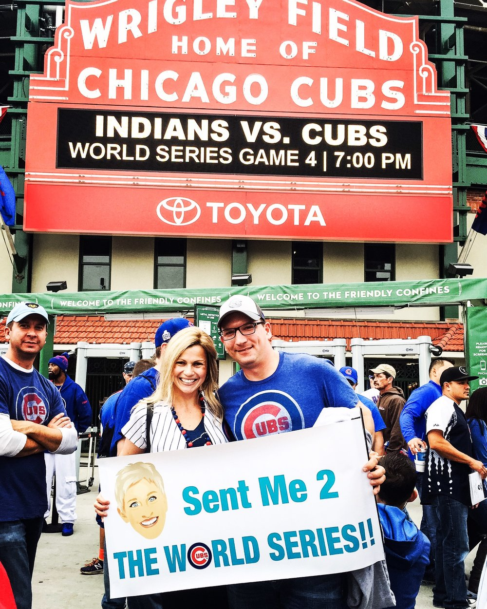 Winning Tickets to the World Series