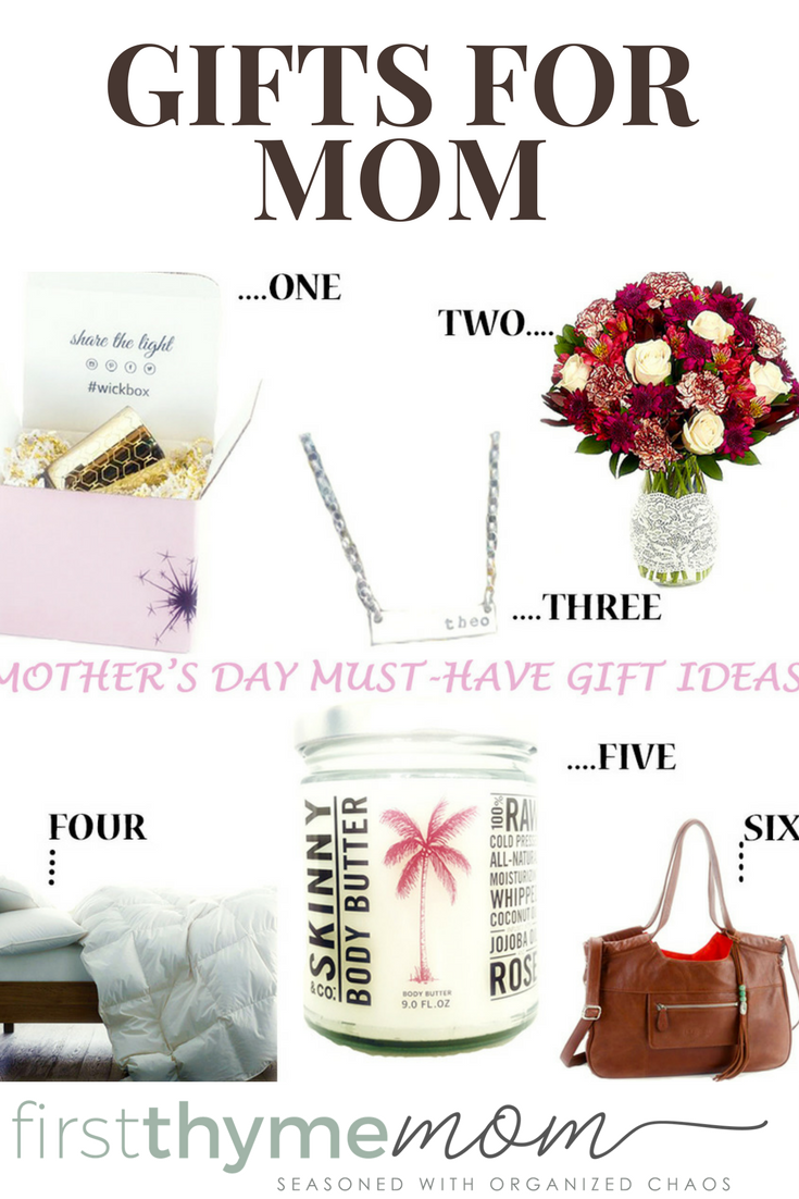 6 Mother's Day Must-Have Gift Ideas
