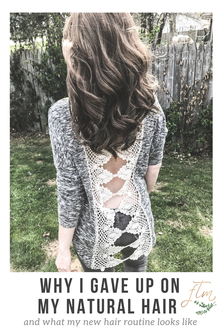 My postpartum hair loss kept getting worse and worse. I decided to give up on my natural hair and wear toppers and extensions. Female hair loss is stressful, but there are solutions to thinning hair!
