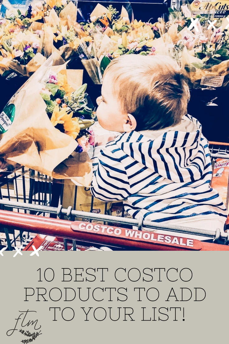 My Top 10 Favorite Costco Products to buy. These are my favorite in terms of price and quality!