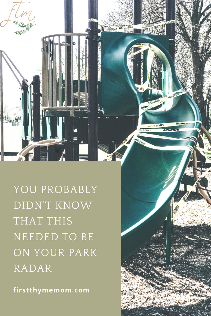 You probably didn't know that this issue with tube slides needed to be on your radar. Watch out for this at your local parks that have tube slides.