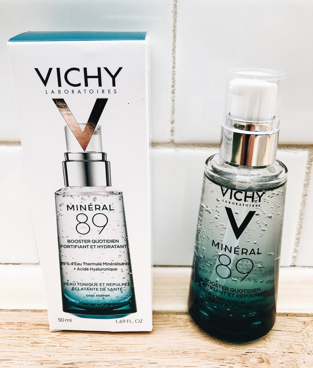 This product from the dead sea makes the PERFECT mother's day girt. Vichy Mineral 89 leave your skin feeling rejuvenated!