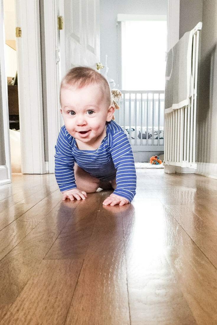 10 Steps for baby proofing your home. Where to start when trying to baby proof your house.