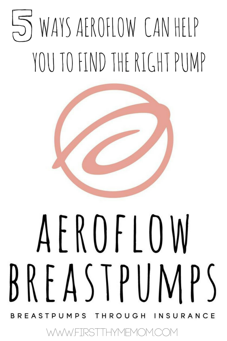 5 Reasons Why You Should Enlist The Help of Aeroflow Breastpumps When Selecting a Pump Through Insurance - FIRST THYME MOM