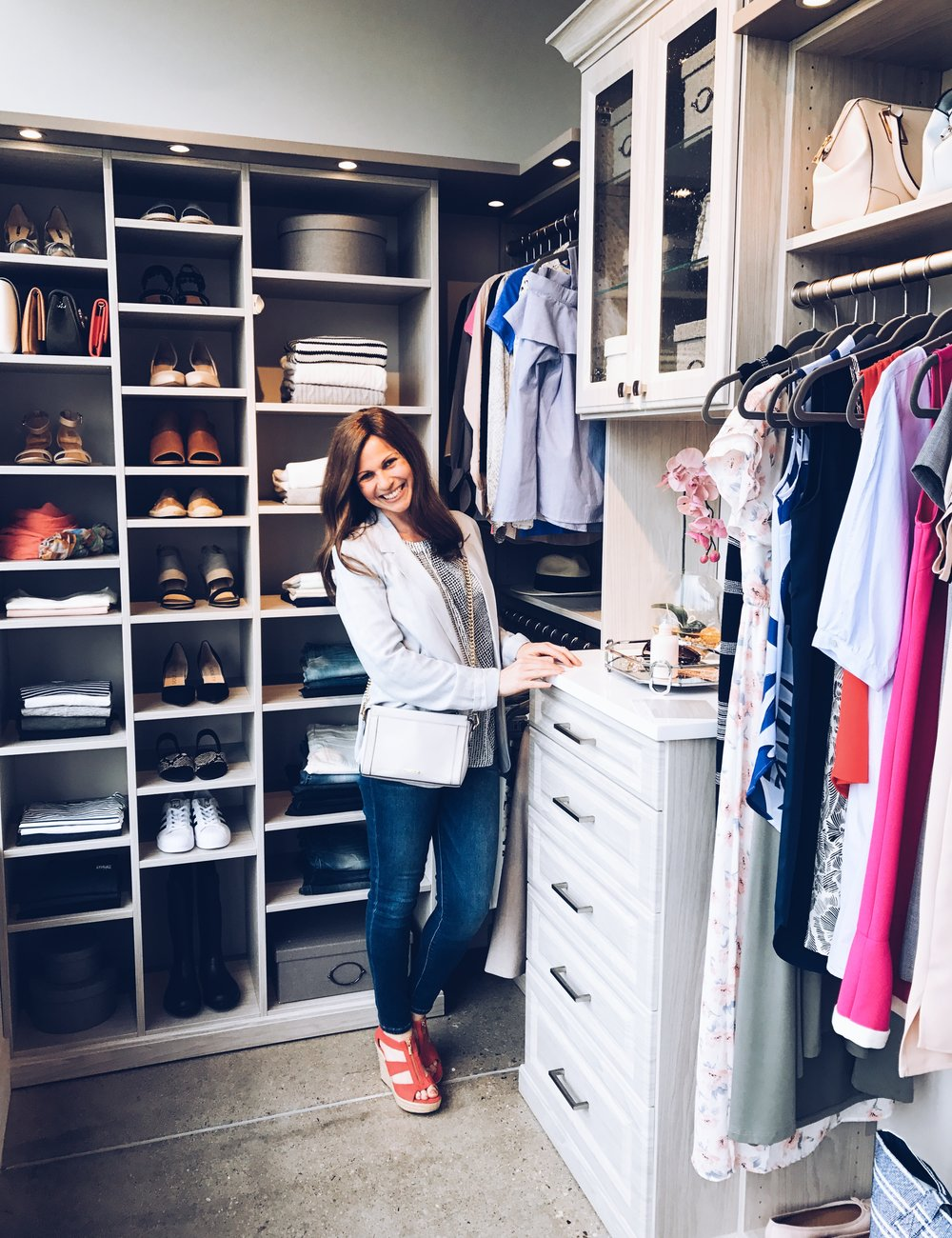 Inspired Closets Design Process