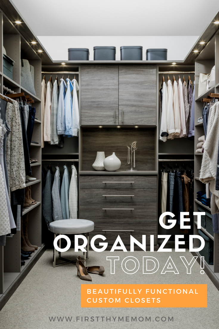 Working With Inspired Closets to Create Functionally Beautiful Spaces In Your Home