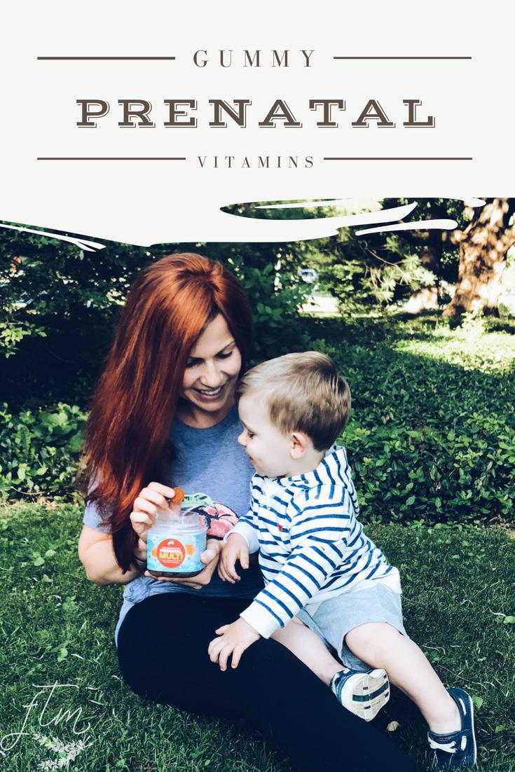 Olly Prenatal Multi-Vitamin Gummies For Pregnancy