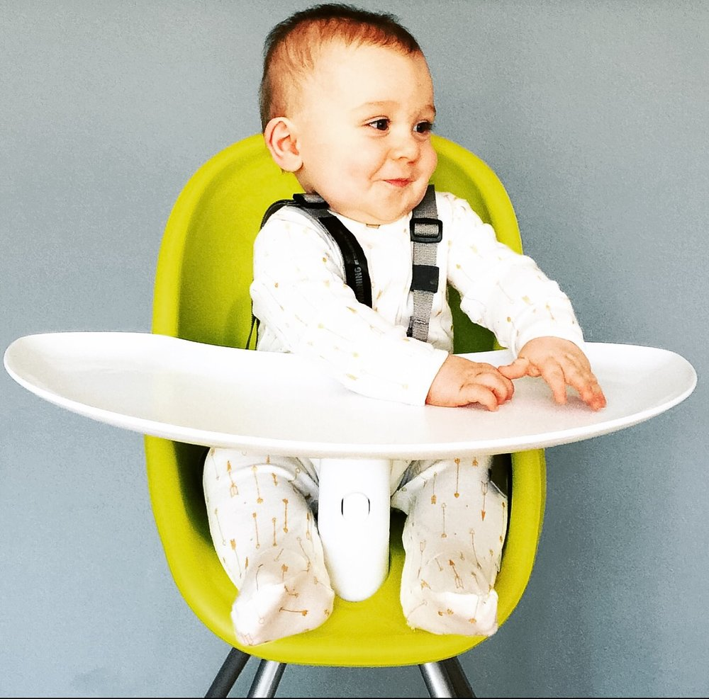 Phil & Teds Poppy Highchair. My Favorite Registry Items That WILL Be Used For Baby #2!