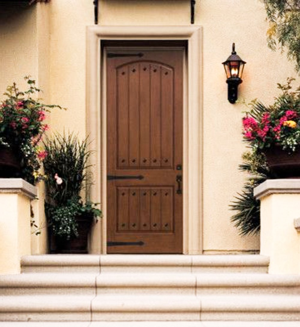 Choosing a Front Door For a New Home