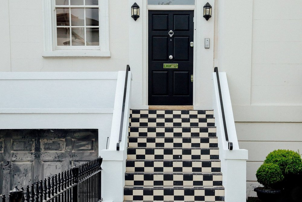 Choosing a Front Door For Your Home