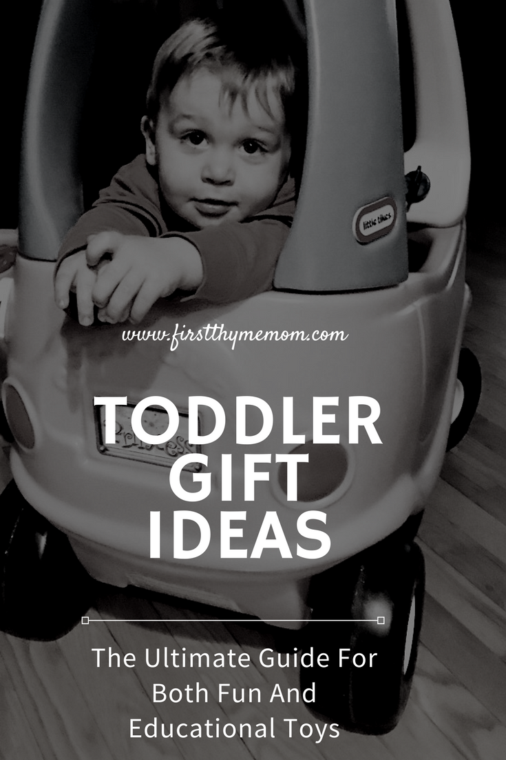 Gift Ideas For 1 To 2 Year Old Toddlers