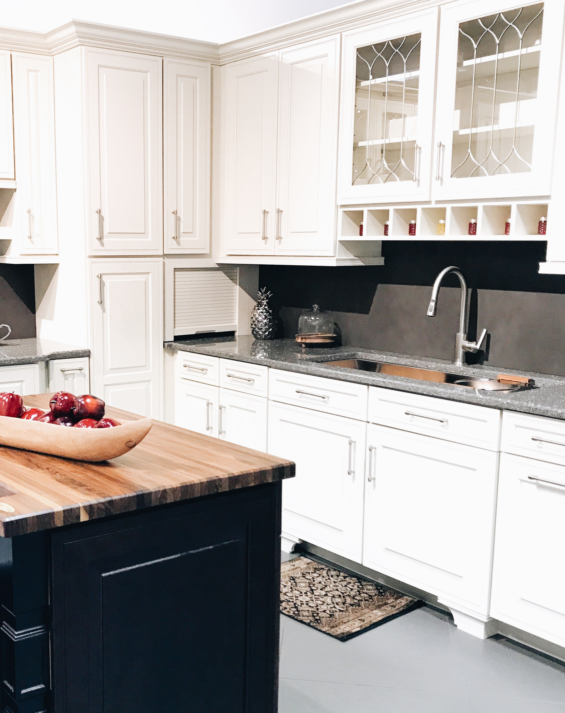 How To Choose and Select Kitchen Cabinets For Your Home - First Thyme Mom. Dark & How To Choose Kitchen Cabinets For Your Home \u2014 First Thyme Mom