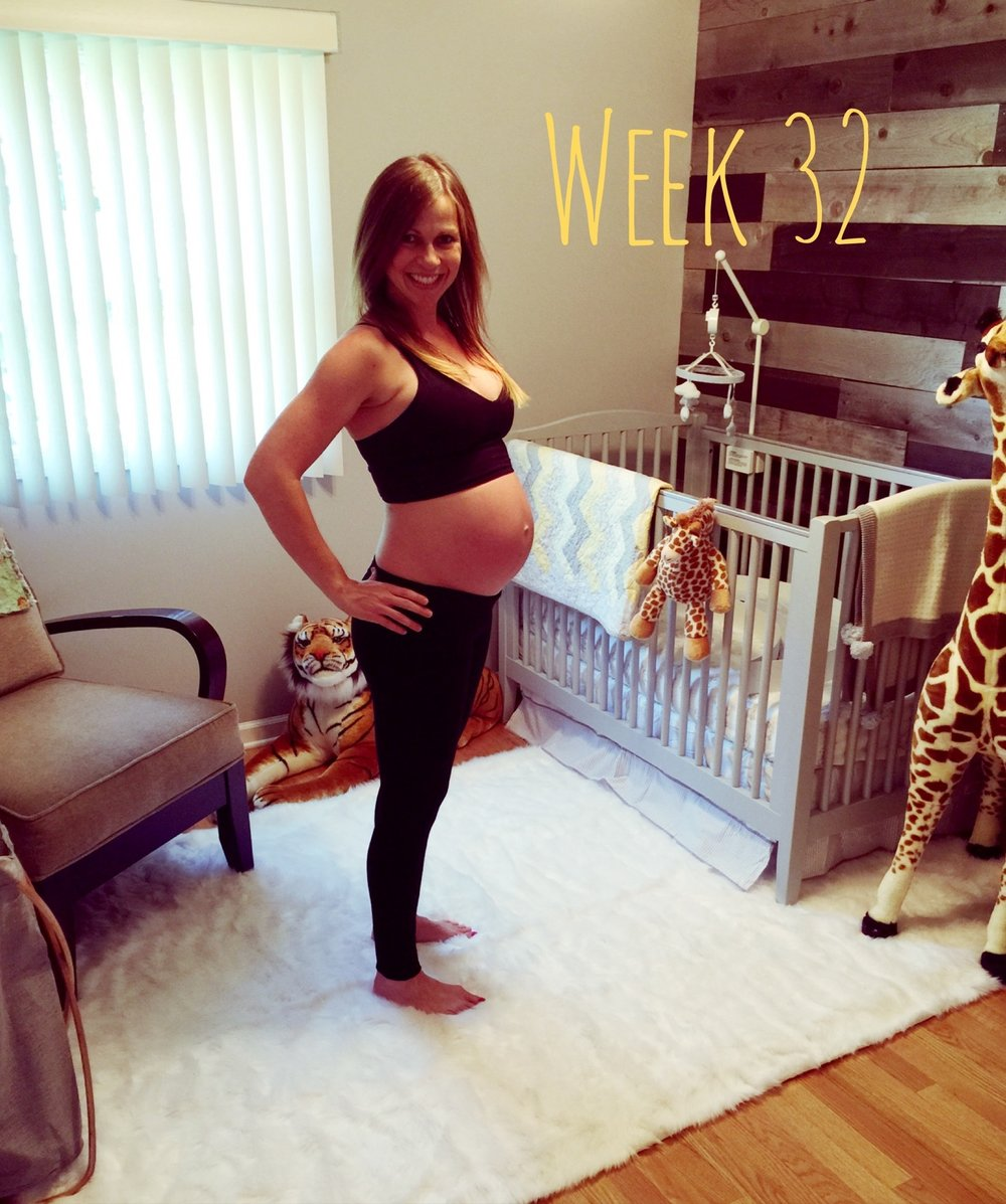 32-Week Bumpdate.