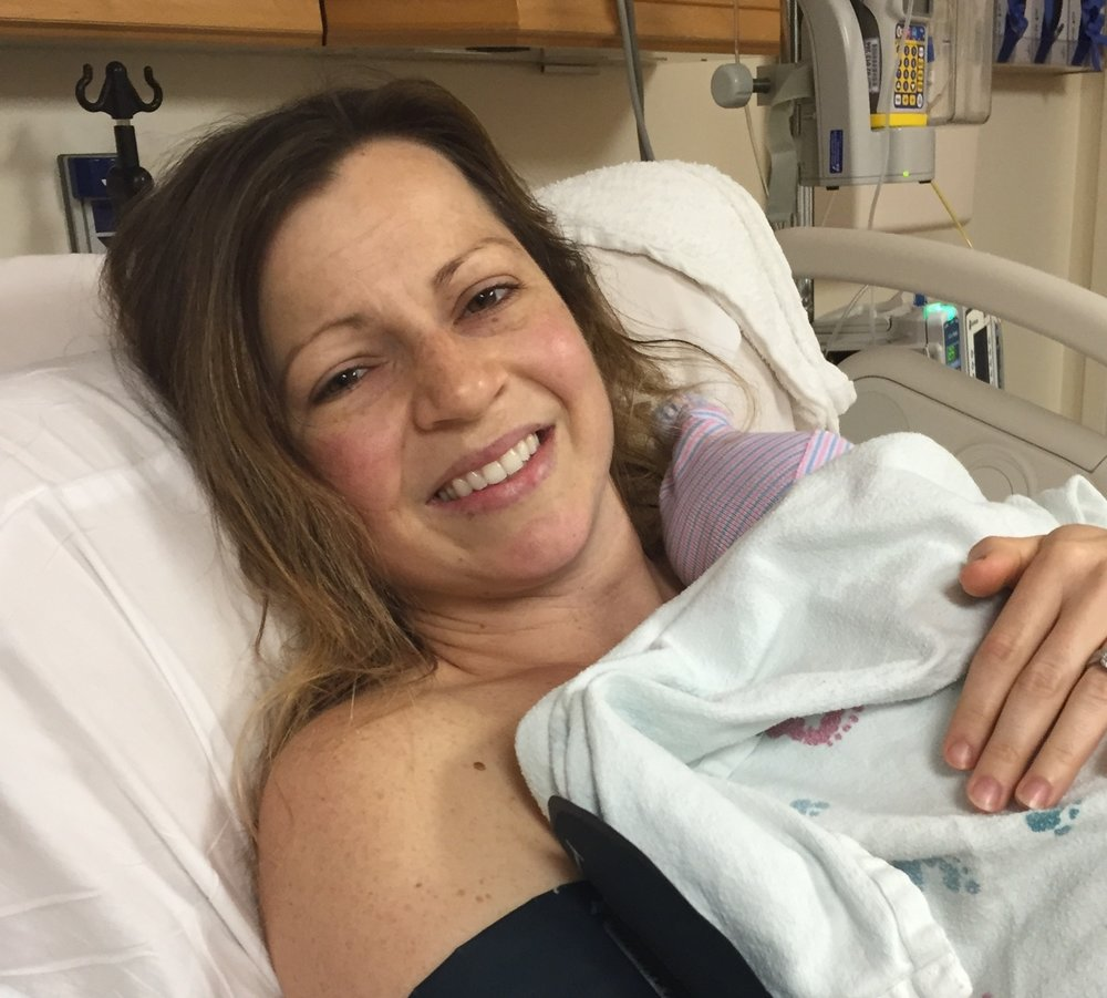 My Birth Story - What It's Really Like To Give Birth