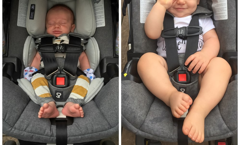 Surviving The First Few Weeks With Your New Baby