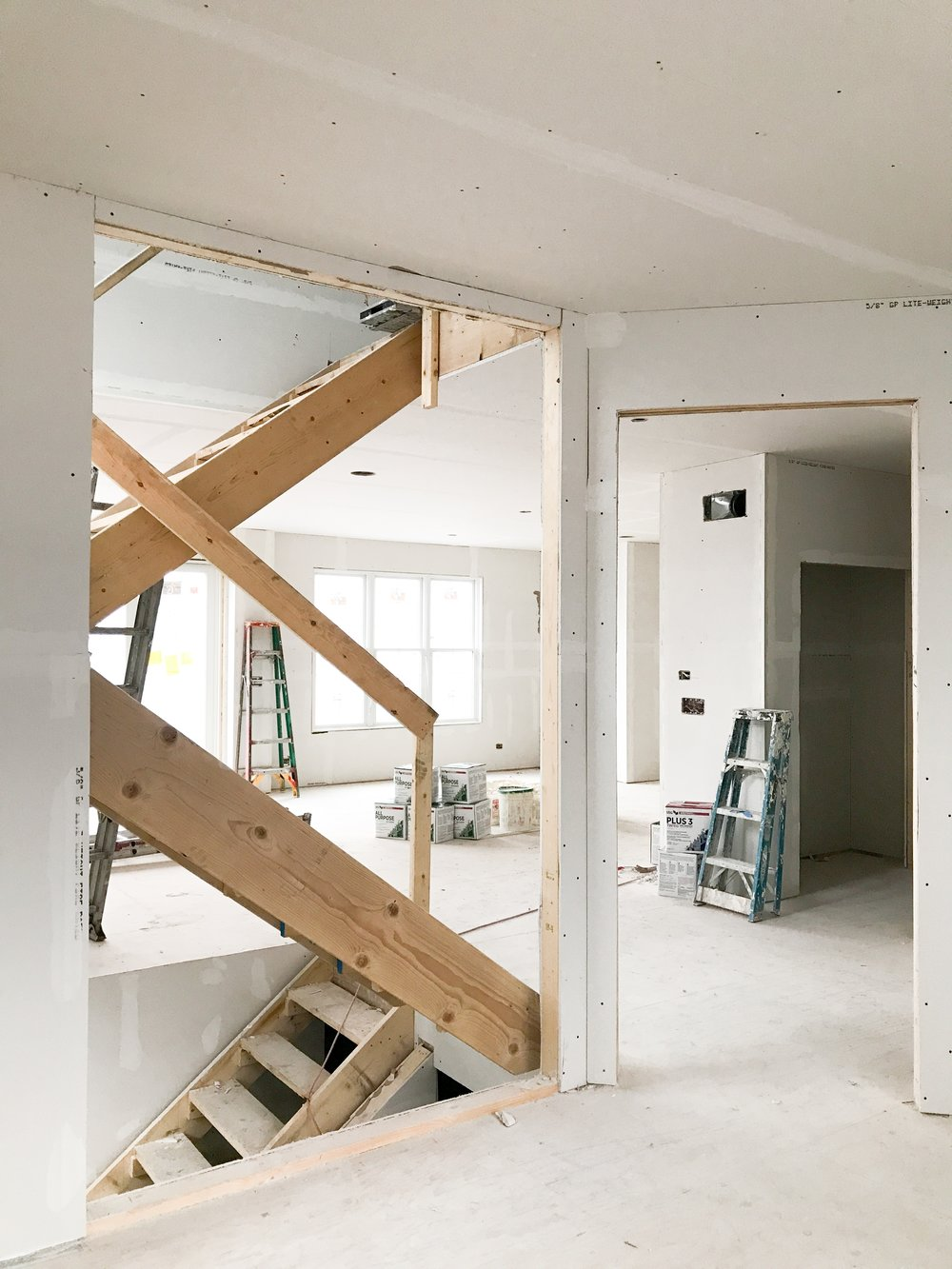 Building A New House - The Home Stretch