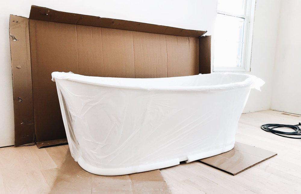 Designing A Master Bath