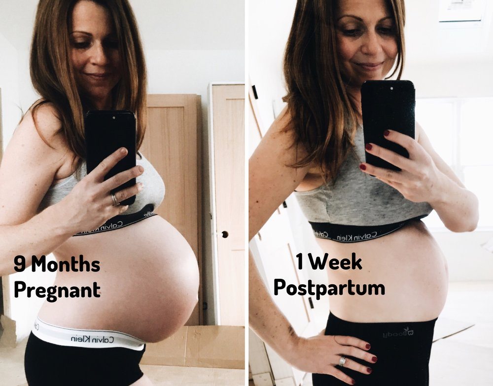 Postpartum Recovery With My Second Pregnancy