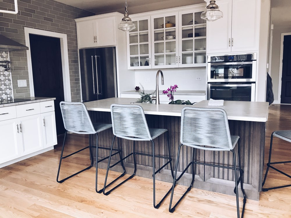 The Best Bar And Counter Stools For Your Kitchen Island. Barclay Counter  Stool Rope Chair
