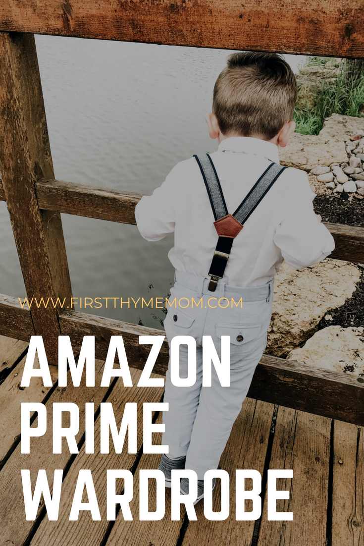 How To Use Amazon Prime Wardrobe To Shop For Your Kids. Amazon Prime Day. Best clothes for kids on Amazon.