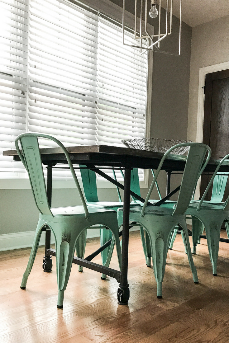 Best Chairs For Your Kitchen. Kitchen Table Chairs. Kitchen Table Makeover. #sponsored #inmod