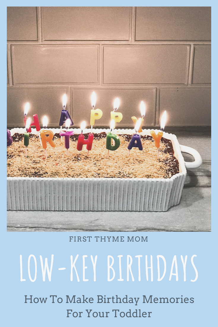 How To Make Birthday Memories For Your Toddler. Birthday Ideas For Toddlers. Fun Birthday Traditions To Start When Your Kids Are Young. #birthdayideas #kidsbirthdayideas