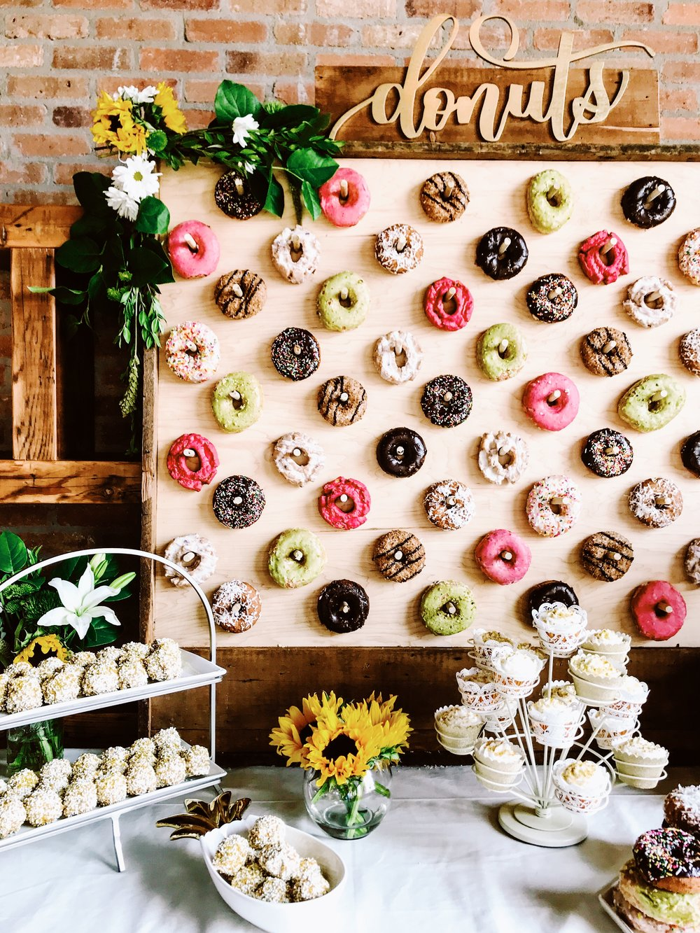 Donut Wall Dessert Table Ideas How To Create A For