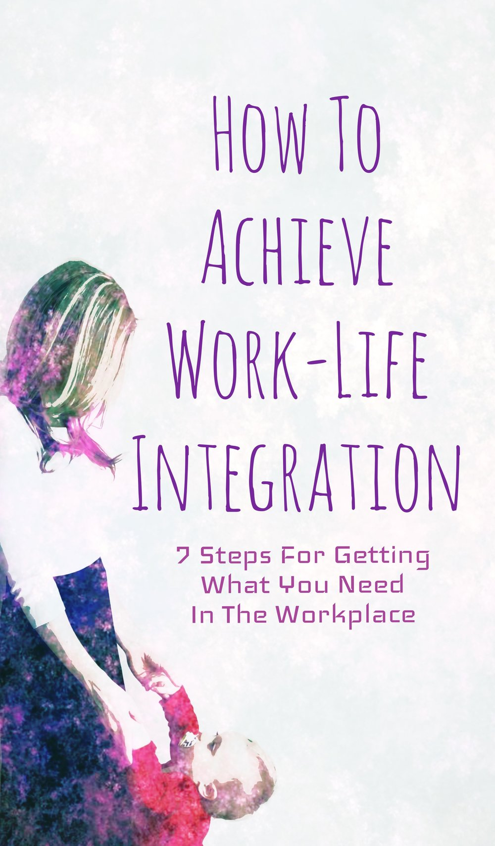 How To Achieve Work-Life Integration. 7 Steps For Getting What You Need In The Workplace. Going Back To Work After Having Kids. How To Be A Working Mom. Working Mom Struggles. How to work part time as a new mom. How to ask your boss to reduce your hours. How to ask your boss to go from full-time to part time. How To Have Work-Life Balance. How to get what you need from your employer. #working #mom #reduced #hours #part #time #work #life #balance