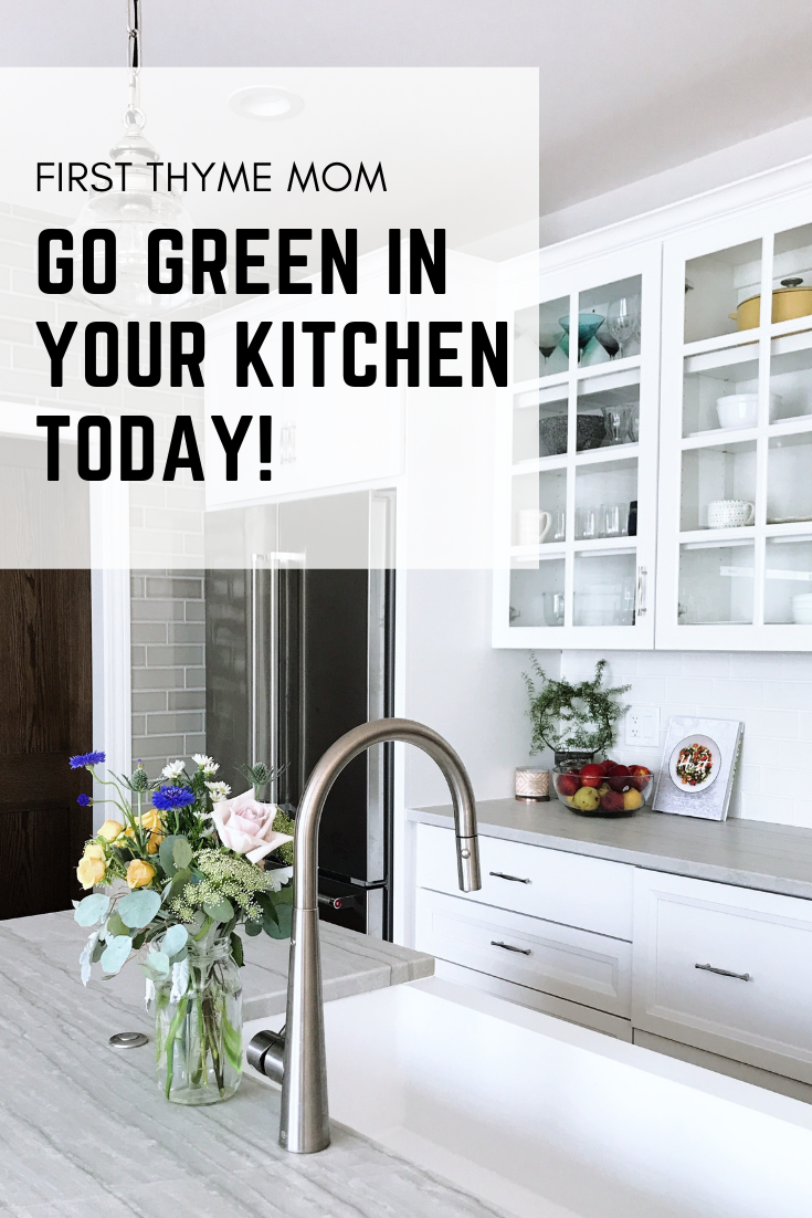How To Reduce Waste In Your Kitchen. Green household products for your home. Reusable napkins, reusable plastic wrap, reusable paper towels for your kitchen #eco #friendly  #kitchen #products