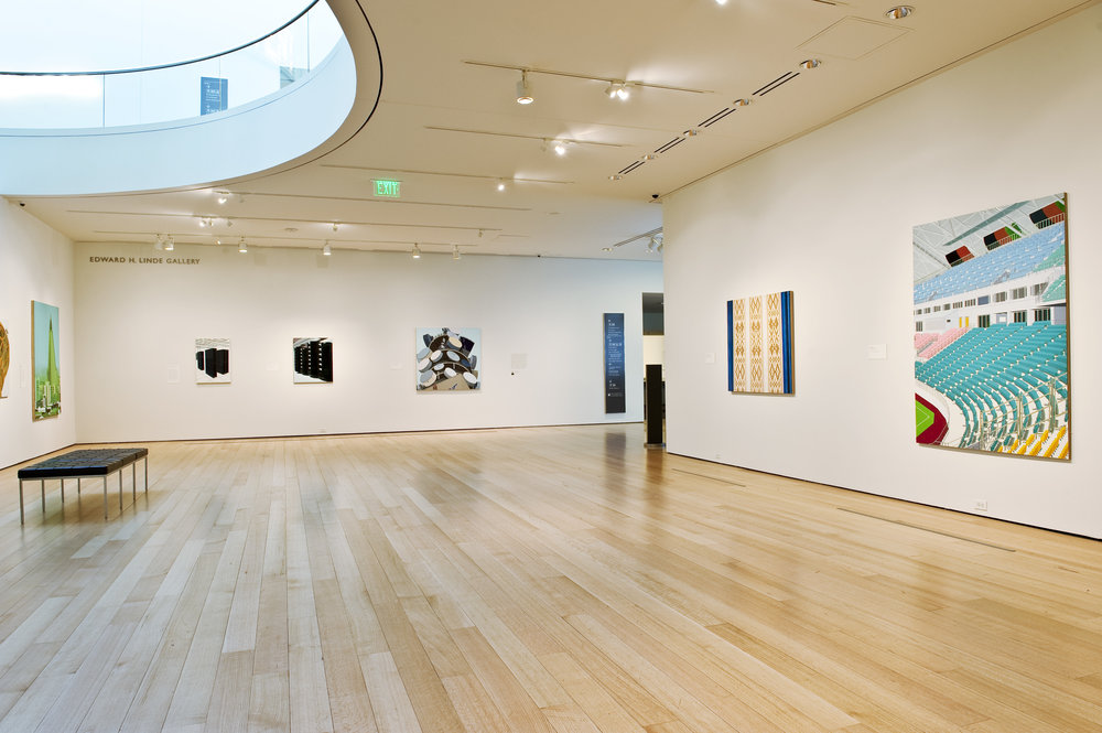 Installation View: Platforms of Power, MFA Boston, 2012