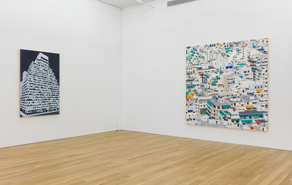Installation View: Never Forever, Peter Blum Gallery, NY, 2018