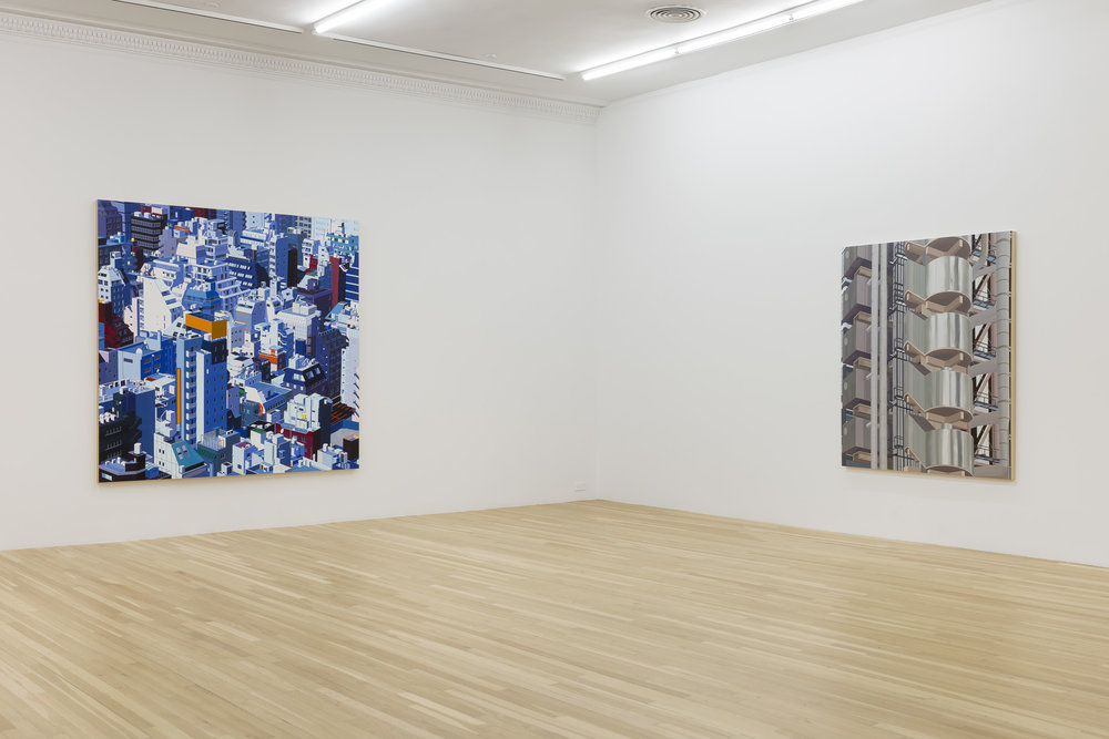 Installation View: Systematic Anarchy, Peter Blum Gallery, NY, 2014