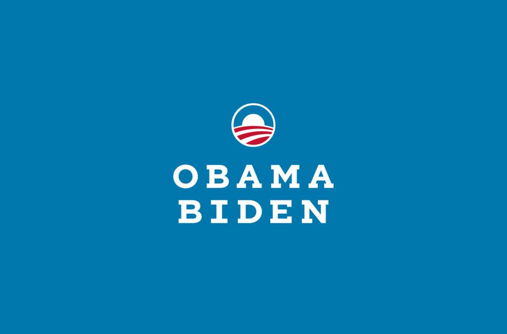 Figure 5: Obama 2012 logotype.