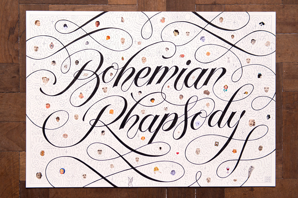 Image via https://www.behance.net/gallery/28360169/Bohemian-Rhapsody-for-MALC