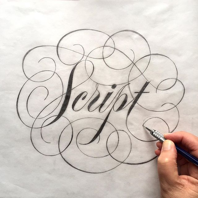 "We have been talking about lettering recently, so I thought it would be interesting to talk about one of the most characteristic parts in a lettering piece: flourishes, or swashes. As we have discussed before, Lettering is ""...the creation of hand-drawn letters to apply to an object or surface"", and a swash is a ""typographical flourish, such as an exaggerated serif, terminal, tail, entry stroke, etc., on a glyph"". But what should you know before you start drawing them, and what is actually the best spot to place them? We spoke to @veronicagrowtype from @oldschoolnewschool about this and learned some great tips, such as this: ""the flourish should not over power the word itself, nor distract. It should actually help to emphasize the word itself. "" - Check out the complete set of tips and rules on typebasics.co Thanks again @veronicagrowtype! . . . #typebasics #type #typography #typeporn #typedesign #typespire #typeverything #typegang #goodtype #thedailytype #typism #actypist #typographyinspired #typelove #script #lettering #swash #flourish"