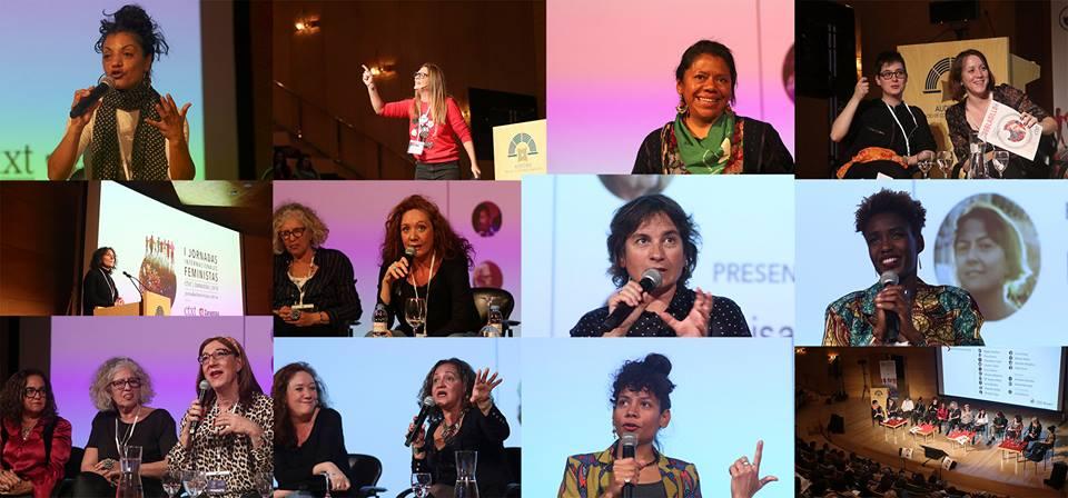 Jornadas Feministas CTXT. Zaragoza noviembre 2018. Fotos: Dune Solanot
