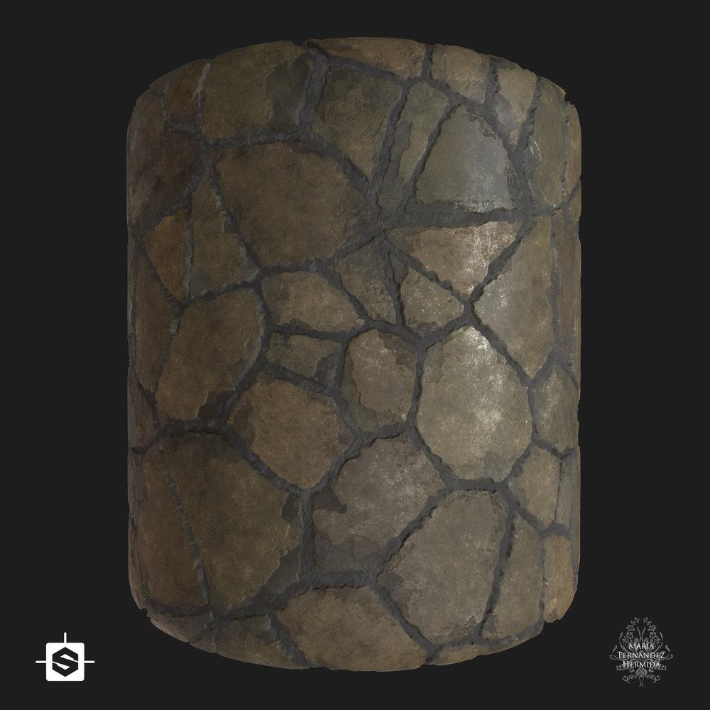 Stone Study -
