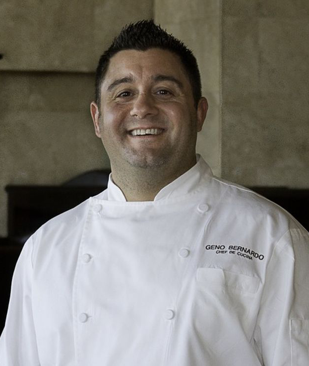 Urban Seed Chef Geno Bernardo