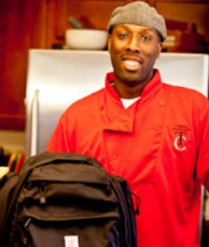 Chef Vaughn Trannon