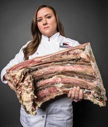 Chef Nicole Brisson
