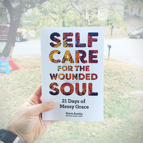 SELF-CARE for the Wounded Soul I created the whole book, covers & text formatting.