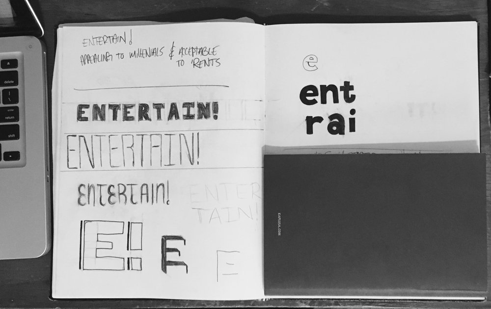 ENTERTAINsketchbook